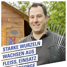 FDP Kampagne Benny Flühler Oberdorf