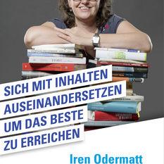 FDP Kampagne Iren Odermatt Dallenwil