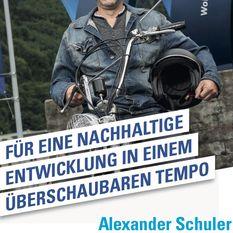FDP Kampagne Alexander Schuler Wolfenschiessen