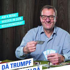 FDP Kampagne RR Alfred Bossard Buochs