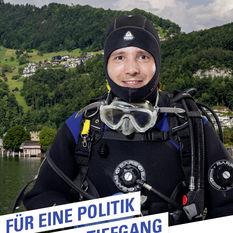 FDP Kampagne Urs Bircher Stansstad