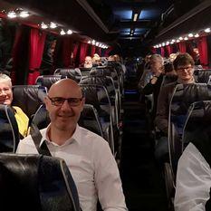 #BRW2018 Fandelegation - Anreise nach Bern