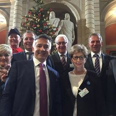 #BRW2018 Bundeshausdelegation - Ehrendelegation aus Hergiswil