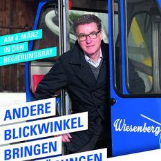 FDP Kampagne Niklaus Reinhard Hergiswil